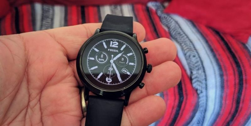 Fossil Gen 5 Julianna HR Smartwatch