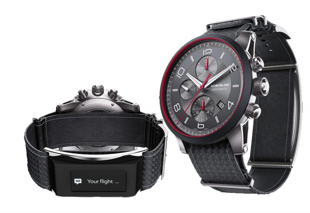 Montblanc Timewalker with E-Strap