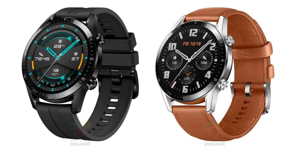 Huawei Watch GT2 Leaks
