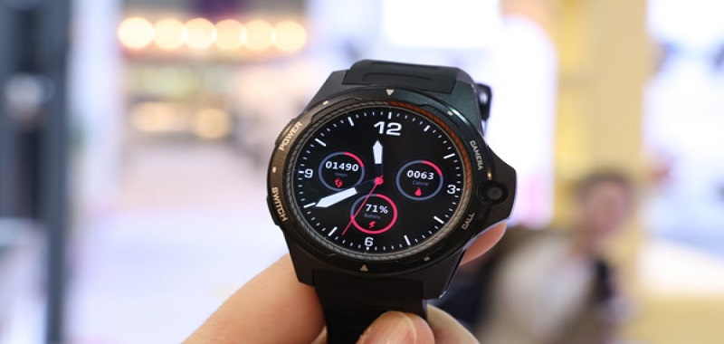 Camera smartwatches