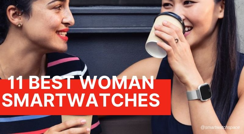 Woman Smartwatches
