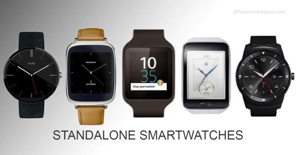 Standalone Smartwatches