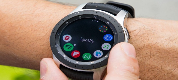 Smartwatches with Spotify