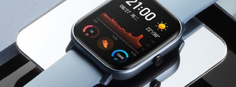 Health Monitoring Amazfit GTS