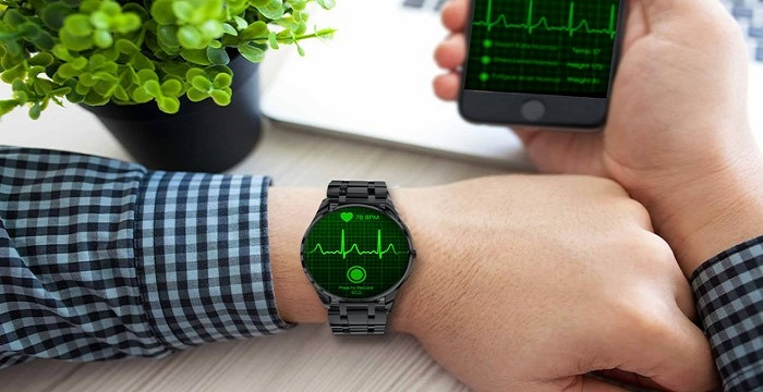 How ECG Smartwatches works