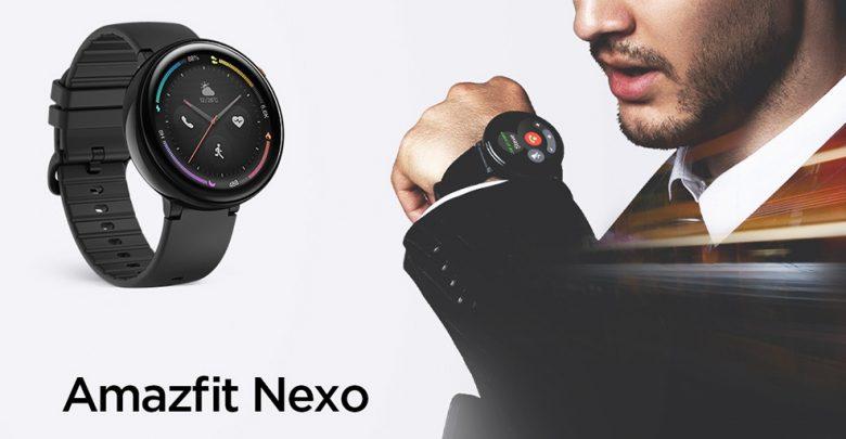 Amazfit Nexo 4G Smartwatch
