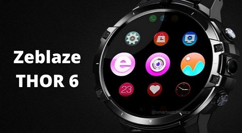 Zeblaze thor 6 smartwatch