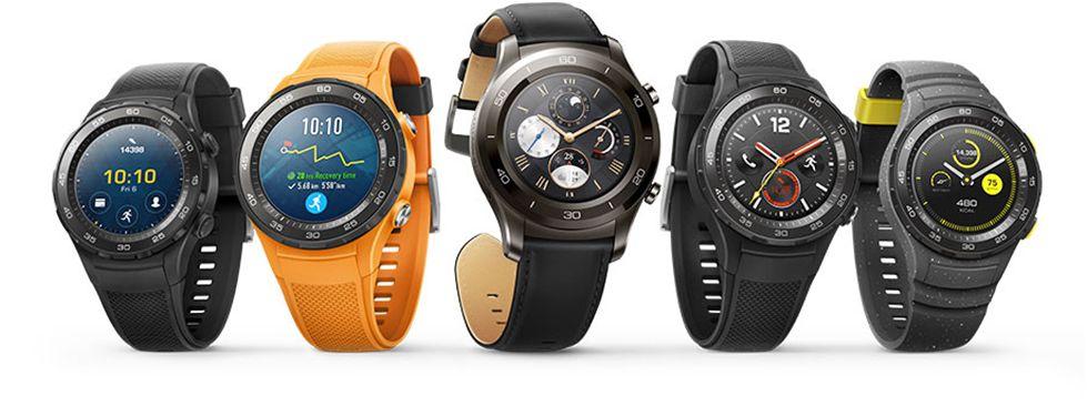 3. Huawei Watch 2