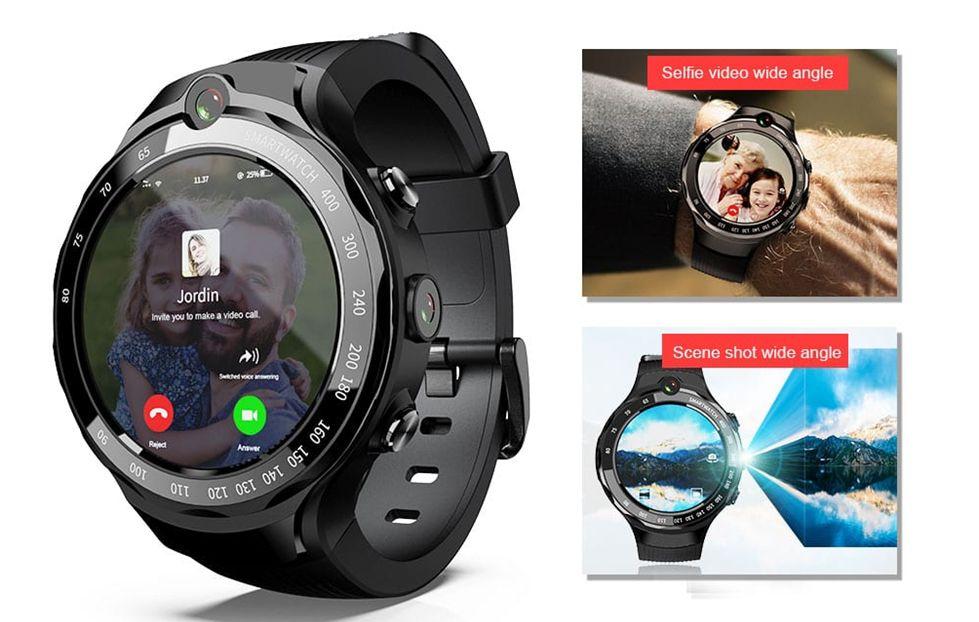 MOKA 4G Smartwatch