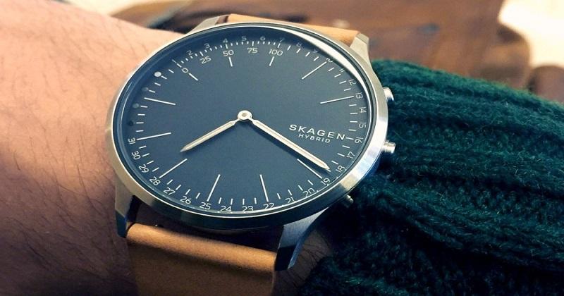 SkagenConnected Hybrid Smartwatch