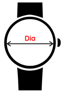 smartwatch dial