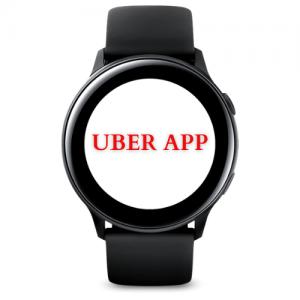 Uber Wear App