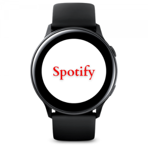 Spotify app for Samsung Galaxy Watches