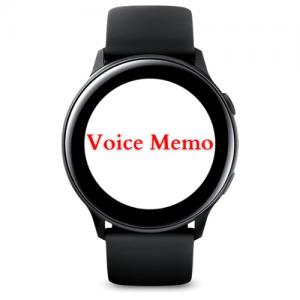Voice Memo