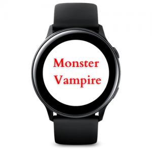 Monster Vampire
