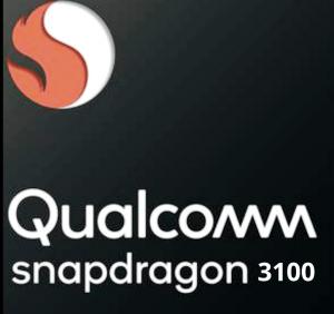 snapdragon 3100