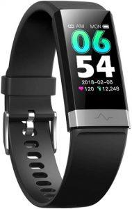 V19 Fitness Activity Tracker