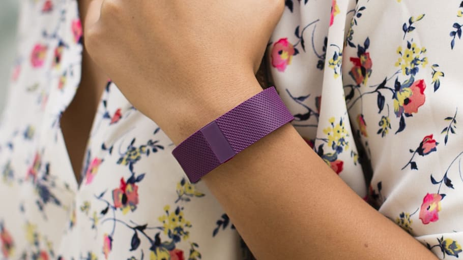Effects of fitness tracker on skin