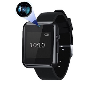 Smartwatches with spy camera