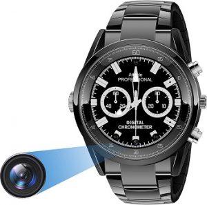 Miebul Spy Camera Watch