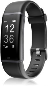 LETSCOM Health and Fitness Tracker