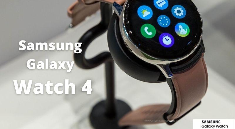 Galaxy Watch 4 Leaks