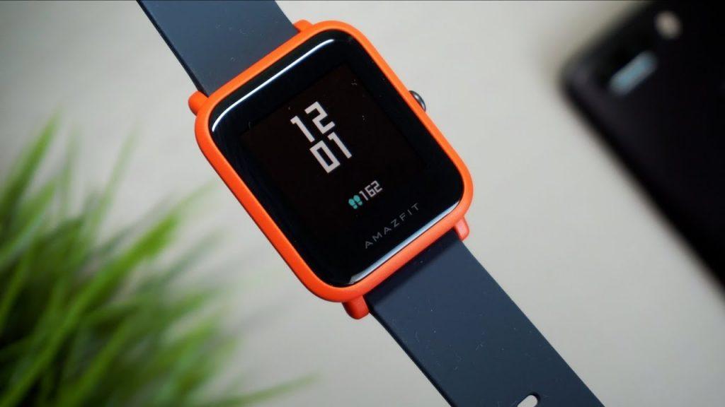 Amazfit BIP AOD Smartwatch