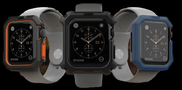 Rugged Apple watch soon to be launched
