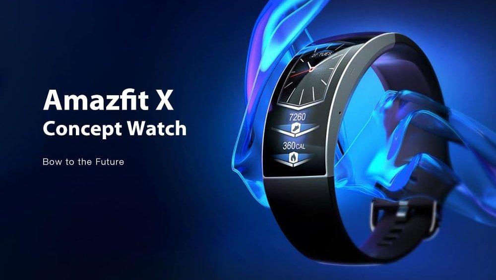 Amazfit X Concept Watch Review