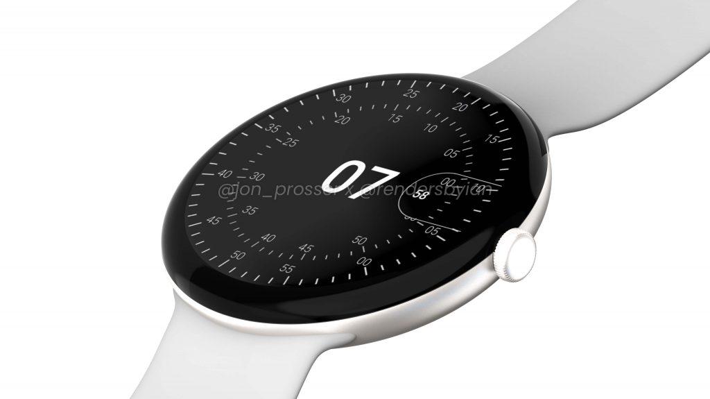 Google Pixel Watch Leaked Online