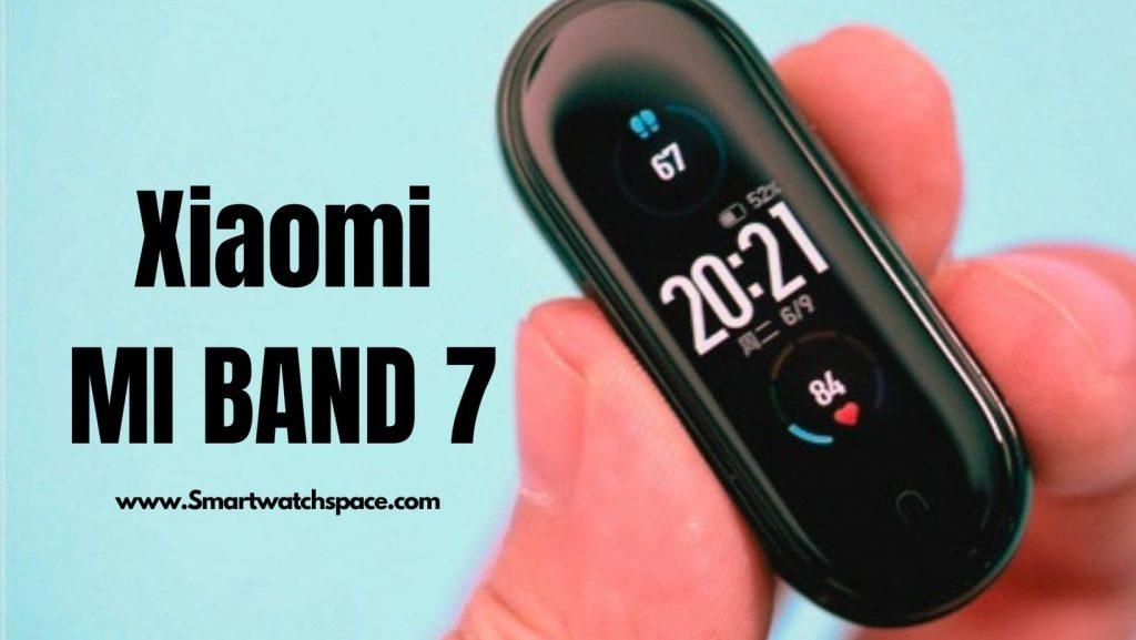 Xiaomi MI Band 7 Review
