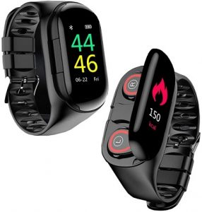 Xilibod Smartwatch with earbuds