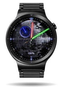 Death Star watchface
