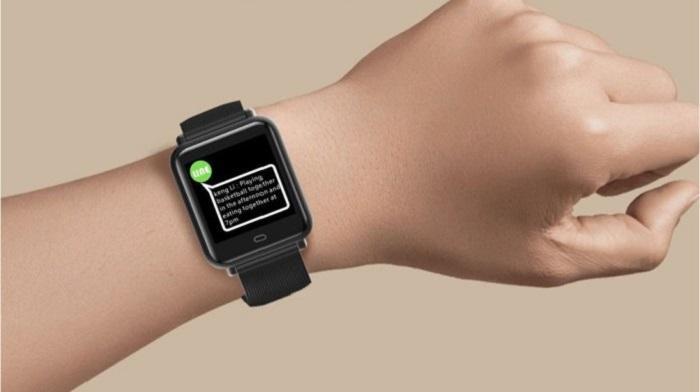 Q9 Waterproof smartwatch