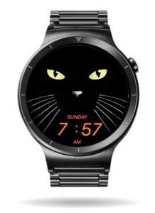 Cat Watchface