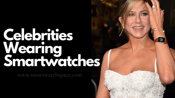 celebrity with smartwatches
