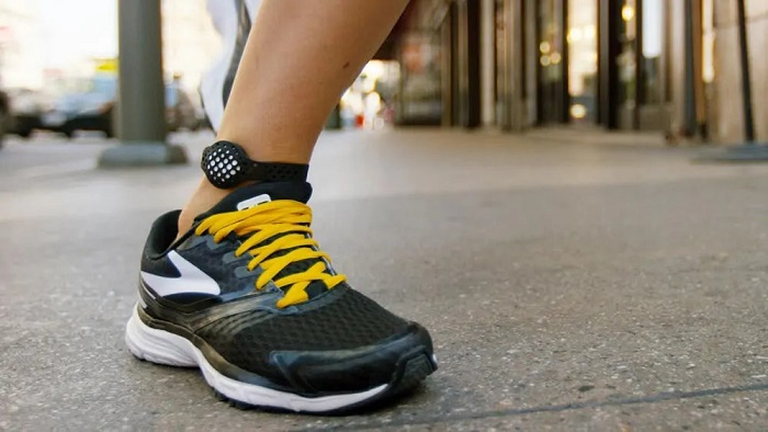 Ankle Fitness Trackers